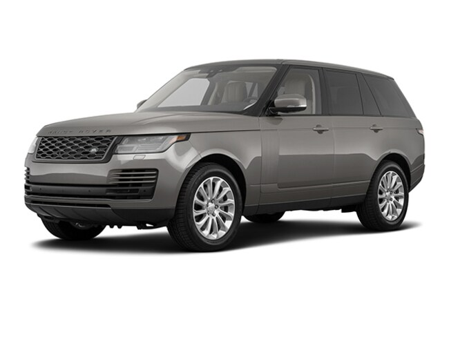 New 2020 Land Rover Range Rover HSE SUV for sale in Livermore, CA