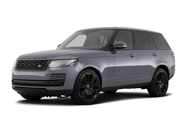 2020 Land Rover Range Rover P525 HSE SUV
