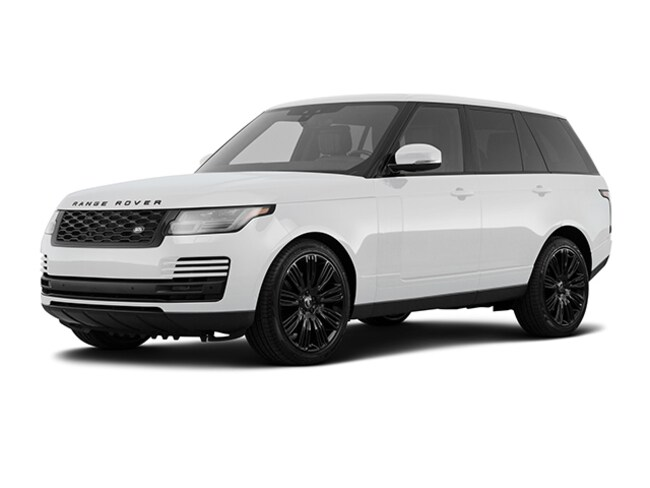 2020 Land Rover Range Rover P525 HSE Sport Utility