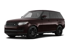 2020 Land Rover Range Rover HSE Sport Utility