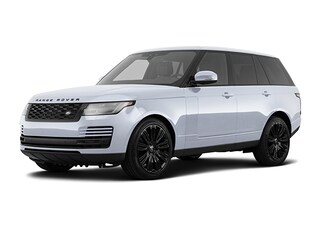 New 2020 Land Rover Range Rover HSE in Bedford, NH