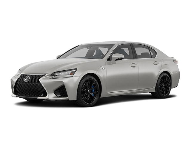 2020 Lexus GS F Sedan