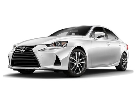 2020 LEXUS IS 300 Sedan