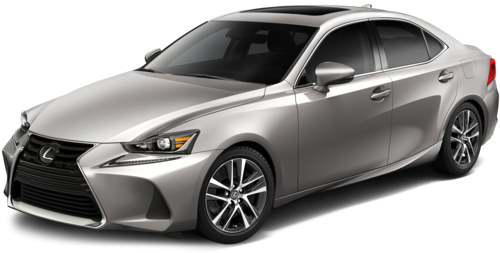 2020 Lexus IS 350 Sedan