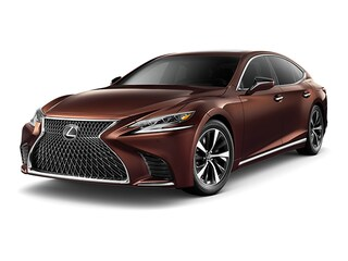 2020 LEXUS LS 500 500 Inspiration Series LS 500 Inspiration Series RWD