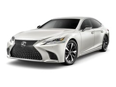 New 2020 LEXUS LS 500 Sedan for sale in Arlington Heights, IL