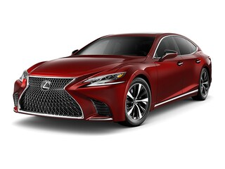 2020 LEXUS LS 500 500 Base Sedan