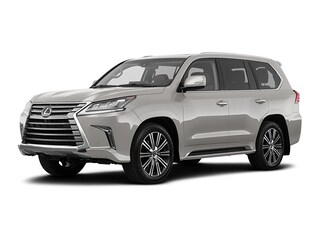 2020 LEXUS LX 570 TWO-ROW 570 SUV