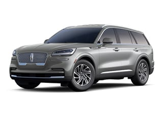 2020 Lincoln Aviator SUV Silver Radiance Clearcoat
