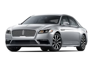 2020 Lincoln Continental Sedan Silver Radiance