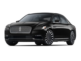 New 2020 Lincoln Continental Black Label Sedan for sale near you in Norwood, MA
