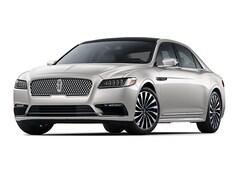Used 2020 Lincoln Continental Black Label Sedan