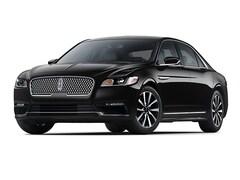 Used 2020 Lincoln Continental Standard Sedan