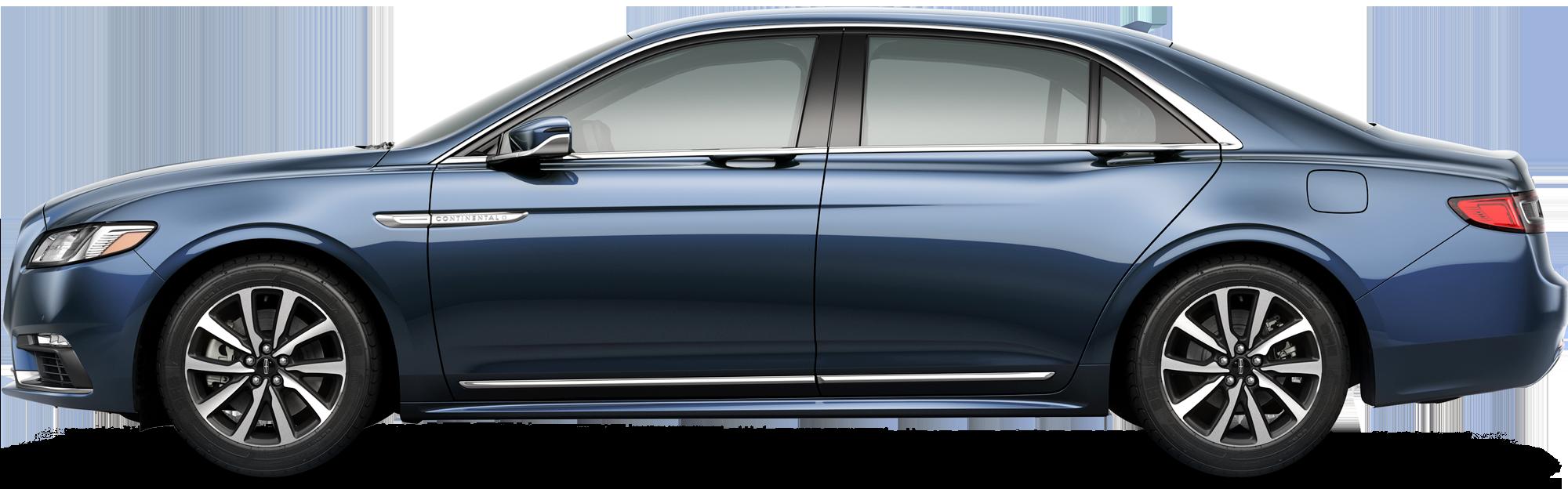 2020 Lincoln Continental Sedan Standard