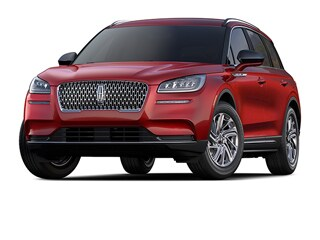 2020 Lincoln Corsair SUV Red Carpet