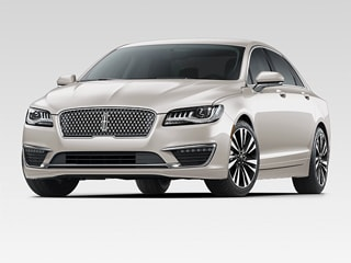 2020 Lincoln MKZ Hybrid Sedan White Platinum Metallic Tri Coat