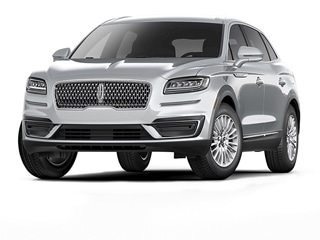 2020 Lincoln Nautilus SUV Silver Radiance