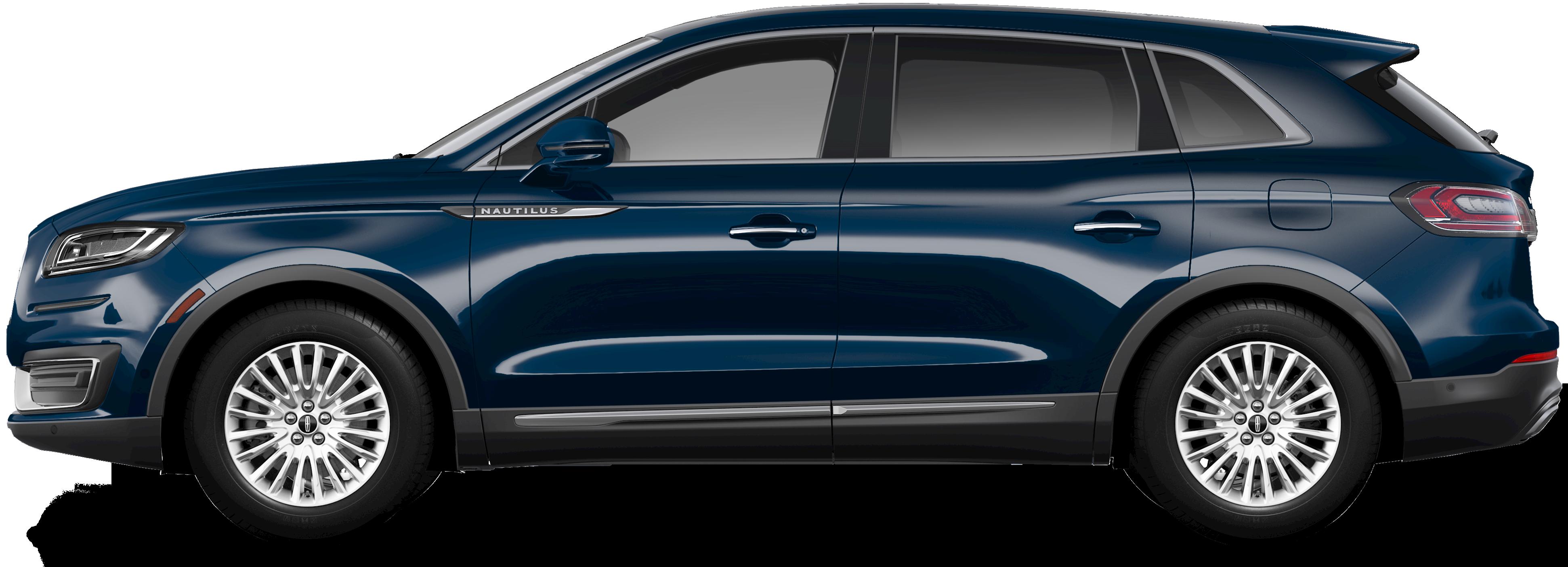 2020 Lincoln Nautilus SUV Standard