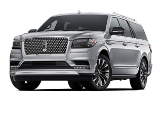 2020 Lincoln Navigator L SUV Silver Radiance