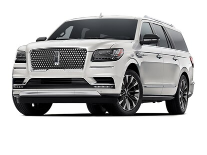 New 2020 Lincoln Navigator L For Sale At Mesquite Ford