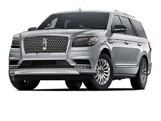2020 Lincoln Navigator SUV Silver Radiance