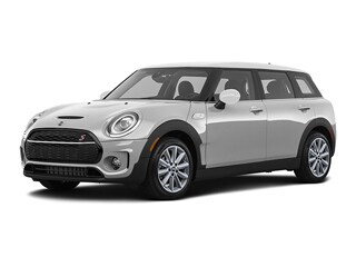 2020 MINI Clubman Wagon White Silver Metallic