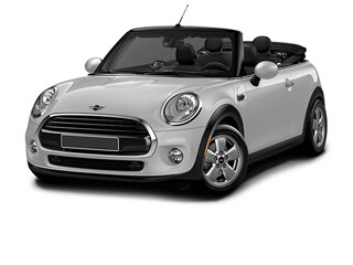 2020 MINI Convertible Convertible White Silver Metallic
