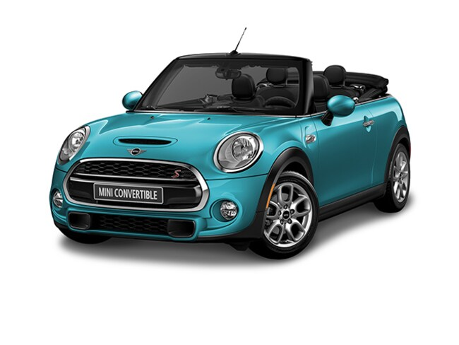 New 2020 MINI Convertible Cooper S Convertible in Charleston