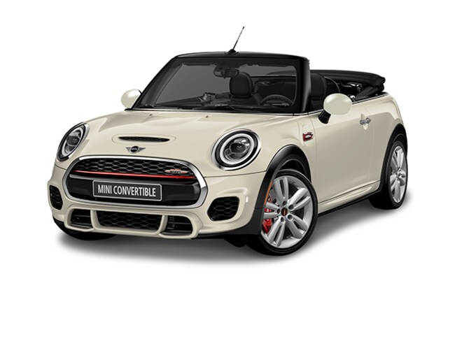 2020 MINI Convertible John Cooper Works Convertible