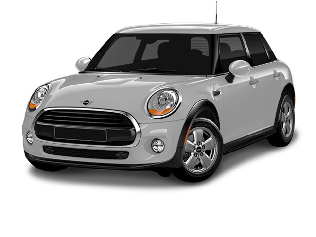2020 MINI Oxford Edition 4dr Car