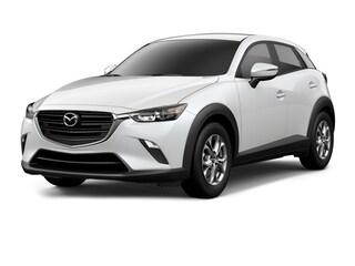 new Mazda vehicles 2020 Mazda Mazda CX-3 Sport SUV JM1DKFB77L1469948 for sale near you in Canton, OH