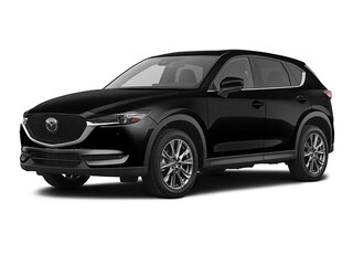 2020 Mazda Mazda CX-5 Grand Touring SUV Jet Black Mica