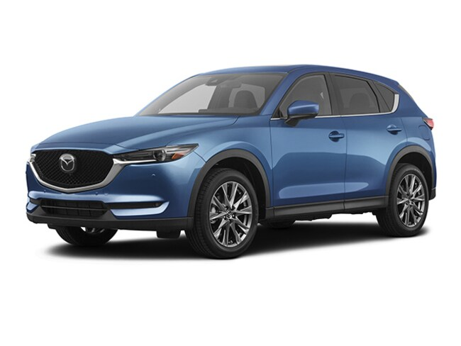 New 2020 Mazda Mazda CX-5 Grand Touring Reserve SUV in Urbandale, IA