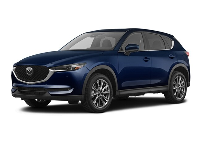 2020 Mazda Mazda CX-5 Grand Touring SUV for sale in Hyannis, MA at Premier Mazda