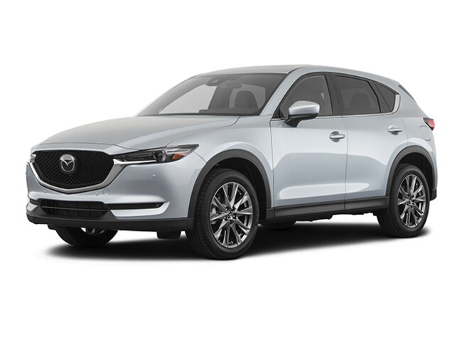 New 2020 Mazda Mazda CX-5 Grand Touring SUV in Fairhaven, MA