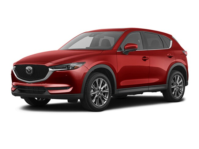 New 2020 Mazda Mazda CX-5 Grand Touring SUV for sale/lease in Cuyahoga Falls, OH