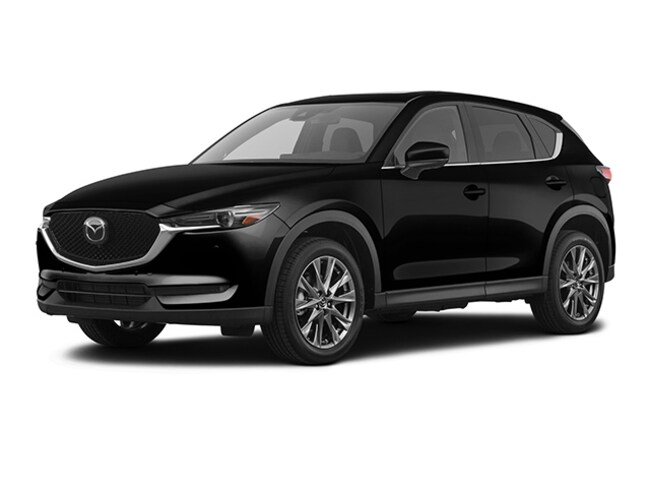 New 2020 Mazda Mazda CX-5 Signature SUV in Urbandale, IA