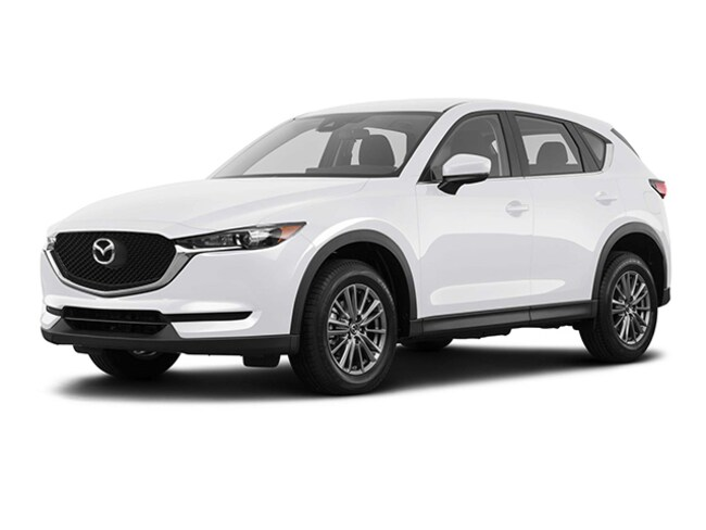 2020 Mazda Mazda CX-5 Touring SUV for sale in Hyannis, MA at Premier Mazda