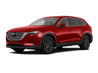 2020 Mazda Mazda CX-9 SUV Soul Red Crystal Metallic