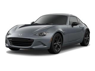 New 2020 Mazda Mazda MX-5 Miata RF Club Convertible Kahului, HI