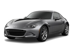 New 2020 Mazda Mazda MX-5 Miata RF Grand Touring Convertible for sale in Huntsville, AL at Hiley Mazda of Huntsville