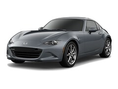 New 2020 Mazda Mazda MX-5 Miata RF Grand Touring Convertible in Milford, CT