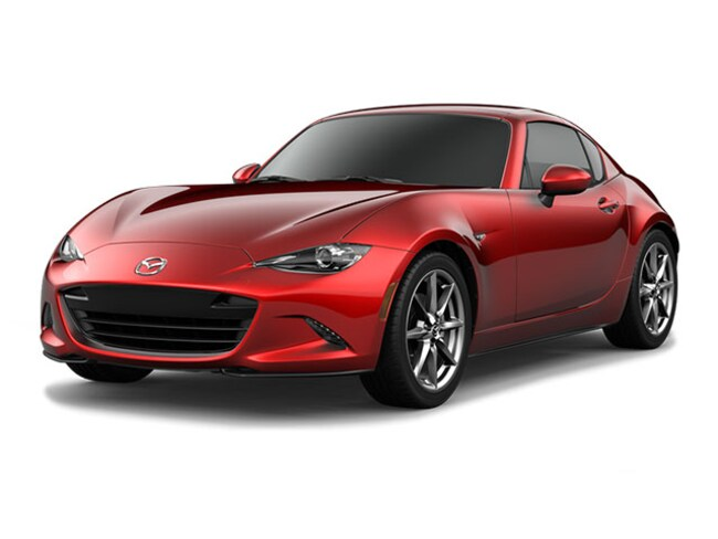2020 Mazda MX-5 Miata RF Grand Touring Coupe