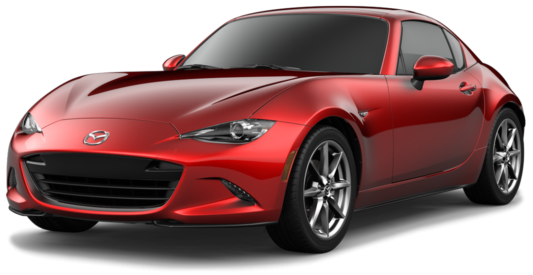 2020 Mazda Mazda MX-5 Miata RF Convertible Grand Touring