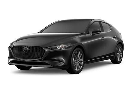 2020 Mazda Mazda3 Premium Package All-wheel Drive Hatchback