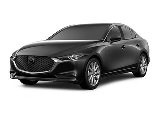 2020 Mazda Mazda3 Preferred Package Sedan 3MZBPADL5LM117358 for sale in Medina, OH at Brunswick Mazda