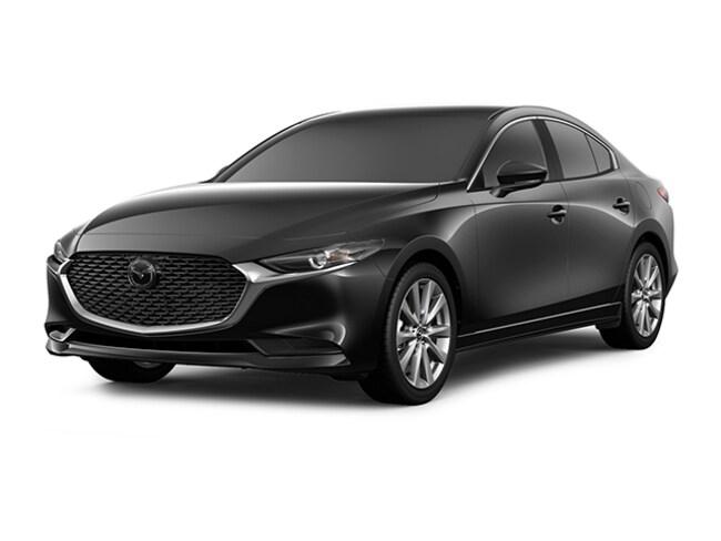 New 2020 Mazda Mazda3 Preferred Package Sedan Wellesley