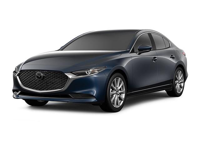 2020 Mazda Mazda3 w/Premium Pkg Sedan
