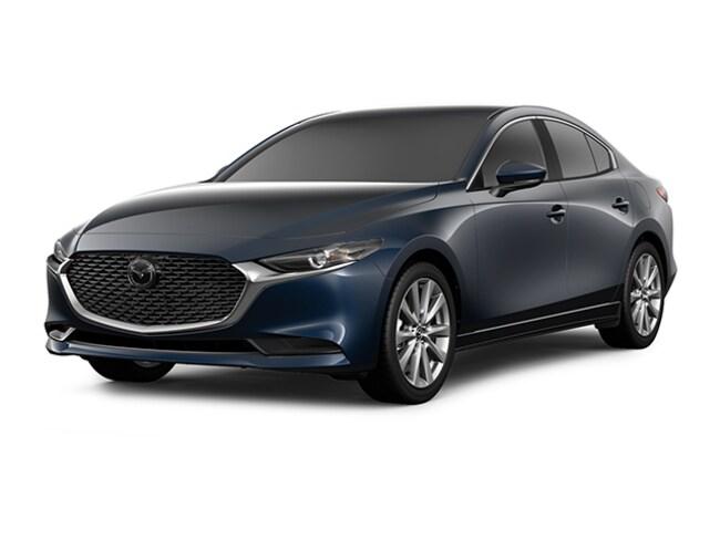 2020 Mazda Mazda3 Select Package Sedan for sale in Hyannis, MA at Premier Mazda