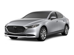 2020 Mazda Mazda3 w/Select Pkg Sedan